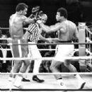 George Foreman & Muhammad Ali - 300 x 309
