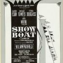 Show Boat 1966 Music Theater Of Lincoln Center Summer Revivel - 286 x 375