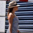 Eva Longoria shopping in Puerto Banus - 454 x 651