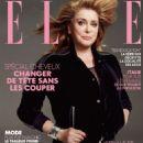 Catherine Deneuve – Elle France Magazine (January 2019) - 454 x 589