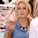 Lindsay Lohan - Shopping At Switch In Beverly Hills, 2010-06-04