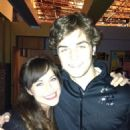 Ashley Rickards and Beau Mirchoff - 454 x 605