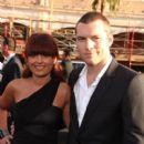 Sam Worthington and Natalie Mark