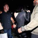 Kylie Jenner – Night out at the Nice Guy in Los Angeles