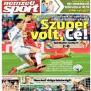 Nemzeti Sport - Nemzeti Sport Magazine Cover [Hungary] (13 August 2014)