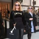 Paris Hilton – Shopping at Chanel in Beverly Hills