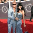 Riff Raff and Katy Perry At The 2014 MTV Video Music Awards - 409 x 594