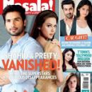Preity Zinta, Shahid Kapoor - Masala! Magazine Pictorial [India] (15 May 2013) - 413 x 550