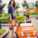 Twinkle Khanna - Vogue Magazine Pictorial [India] (August 2014) - 454 x 567