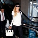 Paris Hilton: at LAX