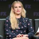 Emma Roberts – 'American Horror Story Apocalypse' Panel at 2018 TCA Summer Press Tour in LA - 454 x 625