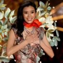 Ming Xi – 2018 Victoria's Secret Fashion Show Runway in NY - 454 x 680