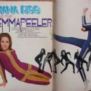 Diana Rigg - TV Guide Magazine Pictorial [United States] (10 June 1967) - 454 x 378