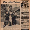 Steve Cochran - Movie Life Magazine Pictorial [United States] (October 1954)