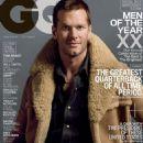 Tom Brady - GQ Magazine Cover [United States] (December 2015)