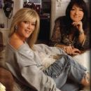 Samantha Fox and Myra Stratton - 382 x 382