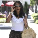 Sanaa Lathan - By The Byron And Tracey Salon In Beverly Hills - August 27, 2010