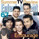 Jeremy Piven - Entertainment Weekly Magazine [United States] (9 June 2006)