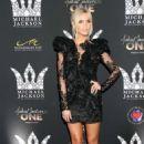 Ashlee Simpson – Michael Jackson Diamond Birthday Celebration in Las Vegas