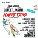 THE HAPPY TIME Original 1968 Broadway Cast Starring Robert Goulet