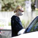 Dakota and Elle Fanning – Out in Los Angeles - 454 x 496
