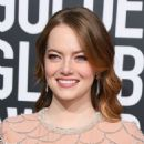 Emma Stone At The 76th Annual Golden Globes (2019)