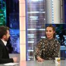 Alicia Vikander – 'El Hormiguero' TV Show in Madrid