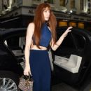 Nicola Roberts – Dior Backstage Launch Party in London - 454 x 669