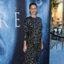 Amanda Peet – 'Game Of Thrones' Season 7 Premiere in Los Angeles - 454 x 682