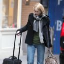 Claire Danes - Leaving Her Home In Soho - March 11, 2010