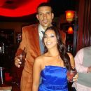 Gloria Govan and Matt Barnes