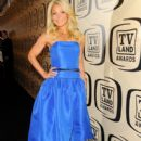 Kelly Ripa attends the 10th Annual TV Land Awards at the Lexington Avenue Armory on April 14, 2012 in New York City