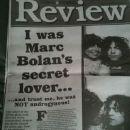 I Was Marc Bolan's secret lover.. - 375 x 500