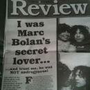 I Was Marc Bolan's secret lover..