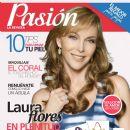 Laura Flores - Pasion Magazine Cover [Mexico] (June 2013)