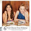 Dakota Fanning and Alessandra Garcia-Lorido – Glamour US Magazine (January 2018)