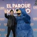 David Bisbal- Madrid Screening Of 'Wonder Park (El Parque Mágico)' - 454 x 590