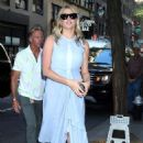 Kate Upton – Spotted outside 'The Today Show' in NYC