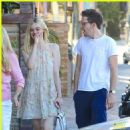 Zalman Band and Elle Fanning