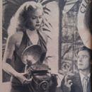 Mary Meade - Cinemonde Magazine Pictorial [France] (22 August 1949)
