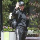 Katy Perry Street Style Out In New Zealand