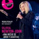 Olivia Newton-John - Expresiones Magazine Cover [Ecuador] (17 March 2016)