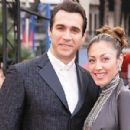 Adrian Paul and Alexandra Tonelli - 450 x 300