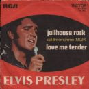 Elvis Presley - Jailhouse Rock/Love Me Tender