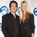 Mark-Paul Gosselaar and Catriona McGinn - 300 x 400