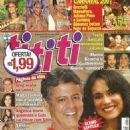 Páginas da vida - Tititi Magazine Cover [Brazil] (23 February 2007)