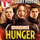 The Hunger Games - Us Weekly Collector's Edition Magazine Cover [United States] (November 2014)