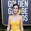 Rachel Brosnahan At The 76th Annual Golden Globes  (2019) - 400 x 600