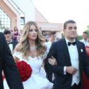 Mateo Kovačić and Izabel Andrijanic's Weddiing