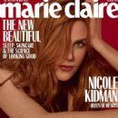 Nicole Kidman – Marie Claire Magazine (October 2018) - 454 x 556